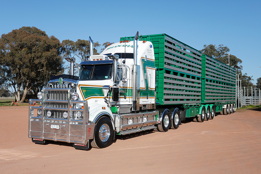Image result for Livestock truck au